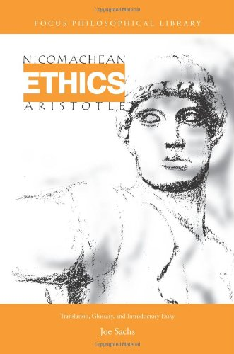 an analysis of nicomachean ethics by Second, reading and studying nicomachean ethics (named after  aristotle also  gets into very specific analysis of the cardinal virtues.