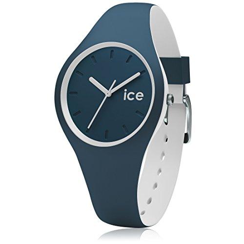Ice Watch Duo Orologio da Polso, Quadrante Analogico da Uomo, Cinturino in Silicone, Multicolore
