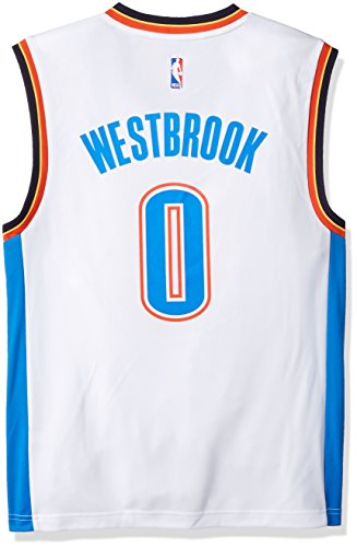 russell-westbrook-adidas-oklahoma-city-thunder-revolution-replica-jersey-maillot-white