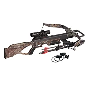 Excalibur Matrix 355 Crossbow Package, Realtree Xtra, 240-Pound by Excalibur