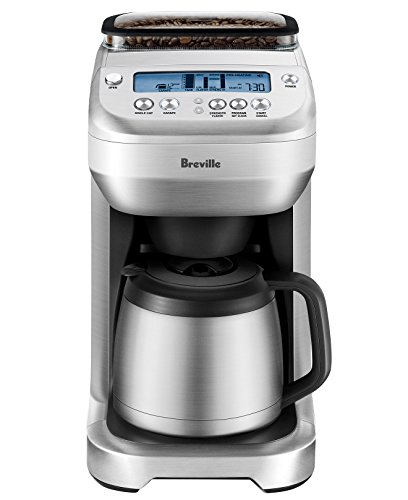Breville BDC600XL YouBrew Drip Coffee Maker Grinder Reviews