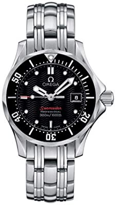 Omega Seamaster Ladies 300M Watch 212.30.28.61.01.001