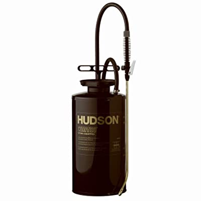 Hudson Comando Sprayer Galvanized Steel