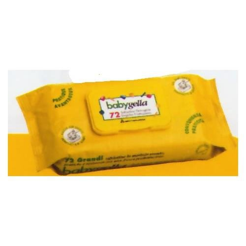 Salviettina Detergente Babygella 72 pz
