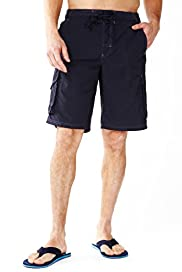North Coast Cargo Swim Shorts