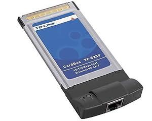 TP-Link Carte réseau PCMCIA 10/100 pour Ordinateur portable