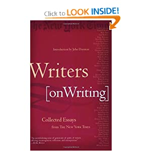 collected essay from new times york Amazoncom: writers on writing: collected essays from the new york times (9780805070859): the new york times, john darnton: books.