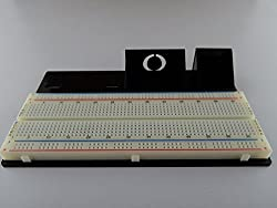 MB102 BreadBoard Holder with MB102 Breadboard included