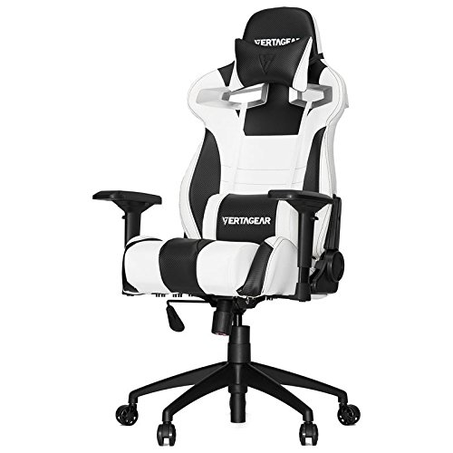 Vertagear Racing Series S-Line SL4000 Gaming Chair Black and White