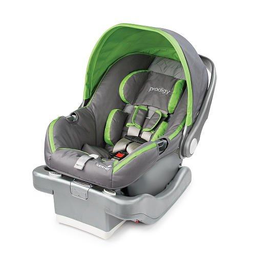 Summer Infant Prodigy Infant Car Seat Mod front-646484