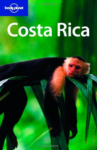 Lonely Planet Costa Rica (Country Guide) front-1056108