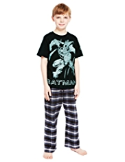 Pure Cotton Batman™ Glow in the Dark Pyjamas