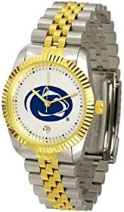Penn State Nittany Lions The Executive Mens Watch by SunTime