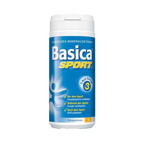 Basica Sport Pulver, 240 g