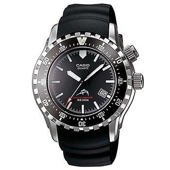 Casio Men's MDV102-1AV Sea Analog Illuminator Dual LED Dive Watch