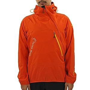 (ティートンブロス)Teton Bros. Tsurugi Lite Jacket Spicy Red Sサイズ TB151-050422