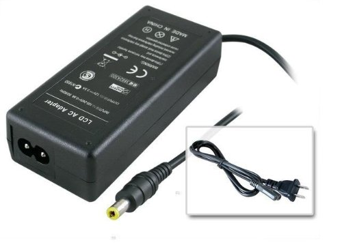 Replacement Lcd Ac Adapter For Benq Lcd Monitor:Fp2081,Fp450,Fp547,Fp553,Fp557,Fp563,Fp567(42W 12V 3.5A)
