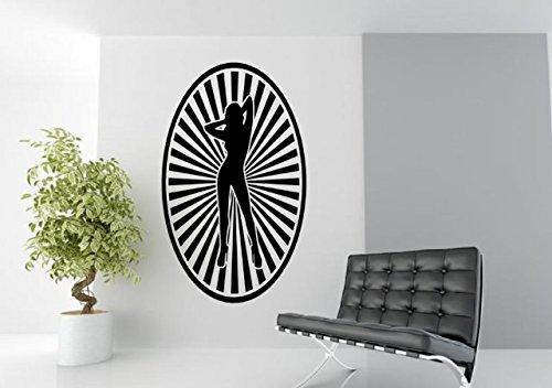 starburst-sexy-lady-adesivo-da-parete-in-vinile-misura-grande-nero-medium-45cm-x-75cm-18-x-30