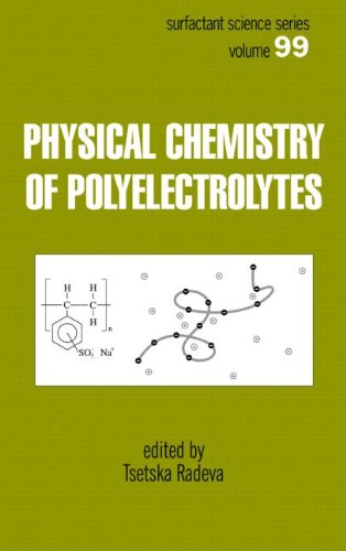 Physical Chemistry of Polyelectrolytes: v. 99 (Surfactant Science)