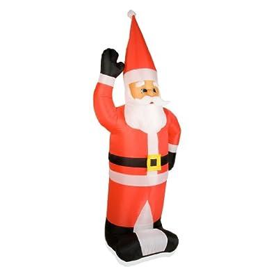 Aufblasbarer Weihnachtsmann LED-beleuchet, 240 cm hoch von Maxstore in [ProductCategories]