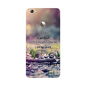 Phone Candy Designer Back Cover with direct 3D sublimation printing for Letv 1S