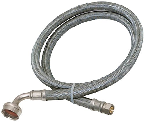 Eastman 41043 Stainless-Steel Dishwasher Hose (Water Supply Line For Dishwasher compare prices)