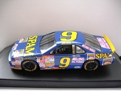 quartzo-1-43-scale-2042-ford-thunderbird-spam-lake-speed-nascar