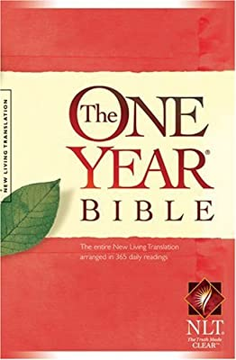 The One Year Bible, New Living Translation