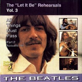 Beatles - All Things Must Pass (Take 2 - Lyrics2You