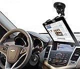 Soporte de Coche para iPad, Galaxy Tab, Tablet, GPS, DVD, TV, Pantalla LCD TFT