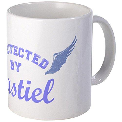 CafePress-Supernatural Castiel Tazza Blu-Unico, da Caffè Tazza di Caffè, Tè Tazza