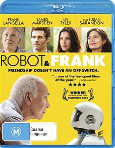 Robot and Frank [Blu-ray]