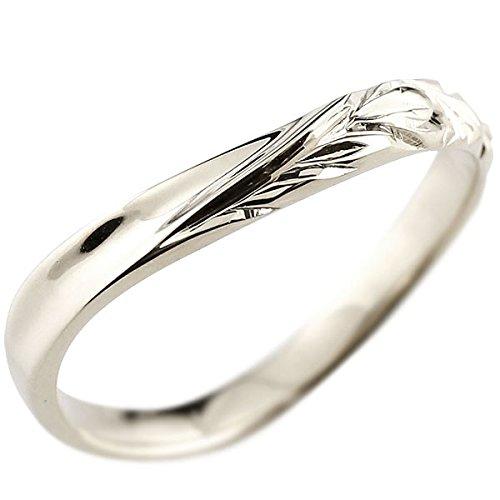 [アトラス] Atrus リング ハワイアンジュエリー ハワイアンリング シルバー925 SV925 指輪 V字 地金 ファッションリング 17号