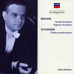 Julius Katchen - Johannes Brahms - Brahms Piano Works Vol.2