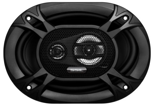 "SSL EX369 EX Series Full Range 3-Way Loudspeaker, 6"" x 9"", 3"