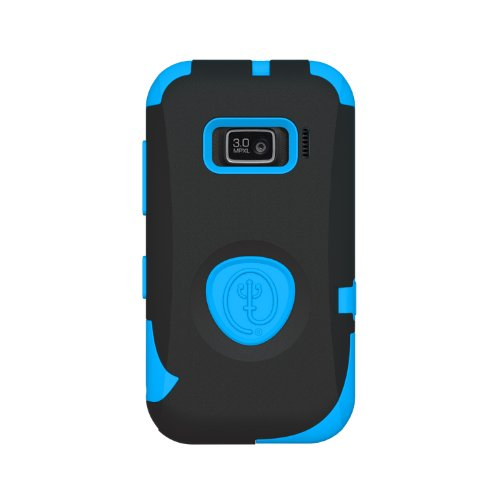 41udPH0uFAL * Trident Blue Aegis Case for Alcatel One Touch 918A   AG AL OT918A BL On Sale