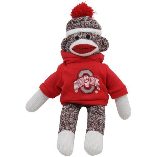 Ohio State Sock Monkey - Beanie at 'Sock Monkeys'