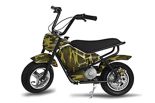 Jetson Electric Bikes Junior E-Bike, Camouflage, 15-Inch