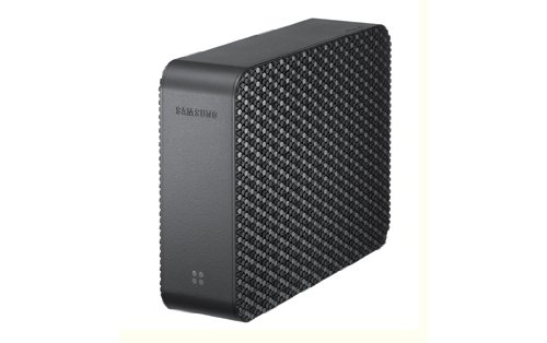 Samsung G3 - 1.5TB Desktop External USB 2.0 Hard Drive - Black