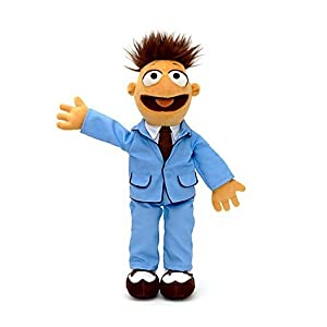 The Muppets Movie Walter Soft Toy 20