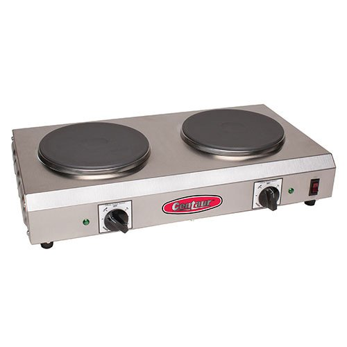 Electric Countertop Range - One 7-1/2 Diam. Burner 1 Each