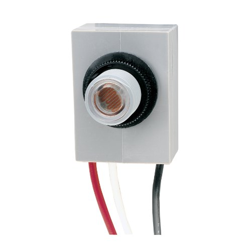 Intermatic K4023C 208-277-Volt Fixed Position Photo Control