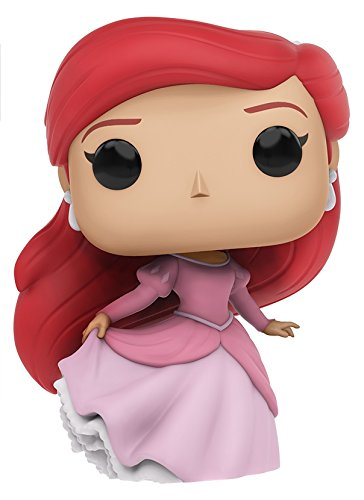 Funko - Figurine Disney - Ariel Robe De Bal Pop 10cm - 0889698112192