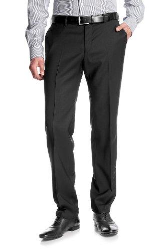 esprit N34262 Straight Men's Trousers Black W38 INxL32 IN