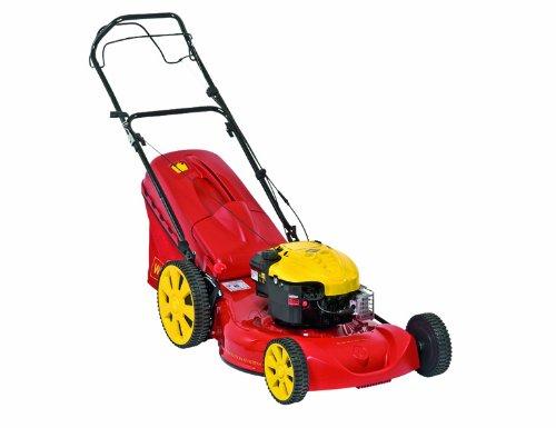 WOLF-Garten 12C-858R650 Benzin-Rasenmäher, 53 cm Ambition 53A HW, mit Antrieb