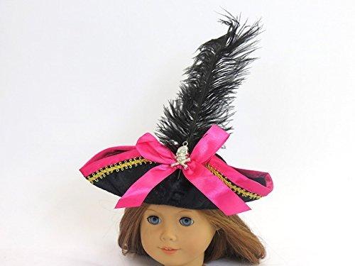 Pirate Hat   Fits 18