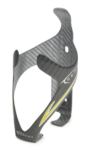 Serfas Cirque Carbon Bicycle Cage (Yellow)
