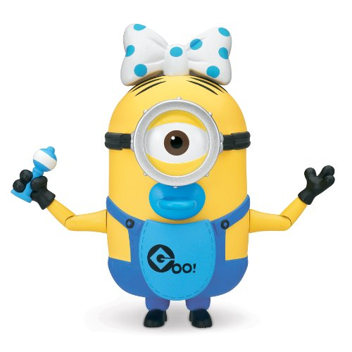 Despicable Me 2 Build-A-Minion Baby Carl Deluxe Action Figure