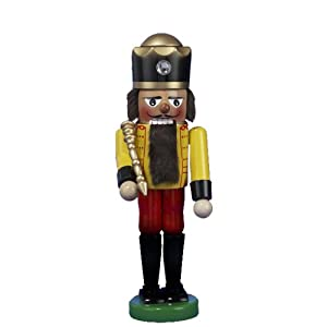 Kurt Adler 17-1/2-Inch Steinbach German King Nutcracker from Steinbach Nutcrackers
