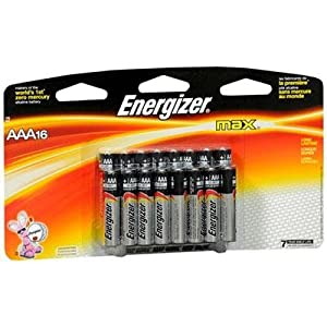 EnergizerMax AAA-16PK EnergizerMax AAA-16PK
